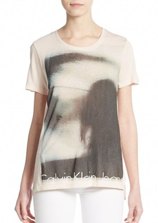 Calvin Klein Jeans Shadow Graphic Tee