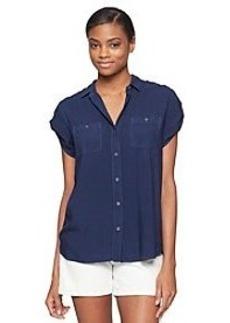 Calvin Klein Jeans® Short Sleeve Utility Shirt