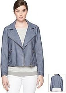 Calvin Klein Jeans® Shrunken Biker Jacket