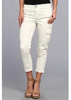 Calvin Klein Jeans Slim Cargo Crop Pant