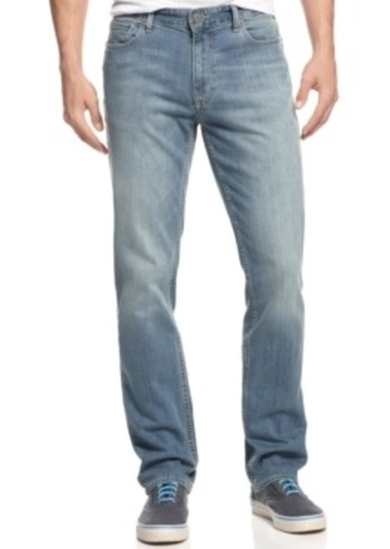 calvin klein calvin klein jeans slim straight jeans. Black Bedroom Furniture Sets. Home Design Ideas