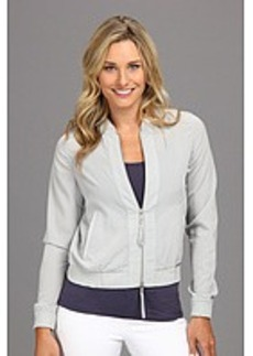 Calvin Klein Jeans Soft Touch Poly Bomber Jacket