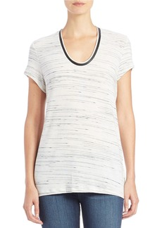 CALVIN KLEIN JEANS Space-Dyed Downtown Tee