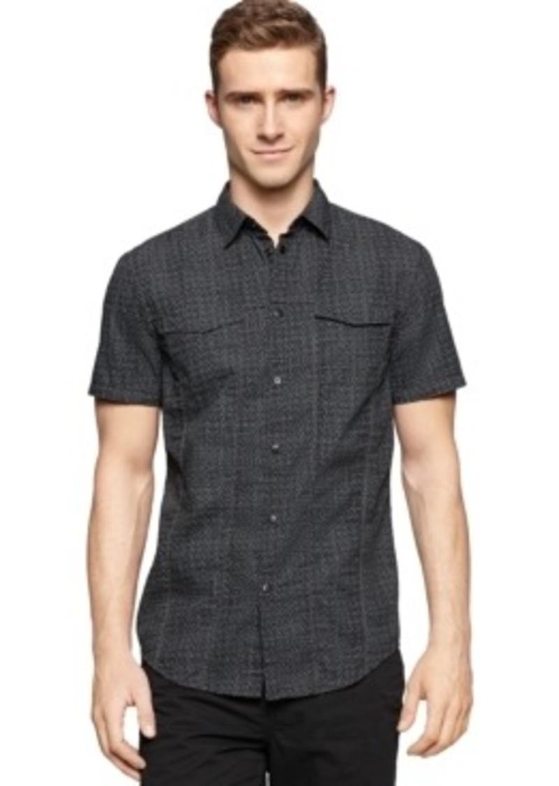 Calvin Klein Calvin Klein Jeans Speckle Print Shirt