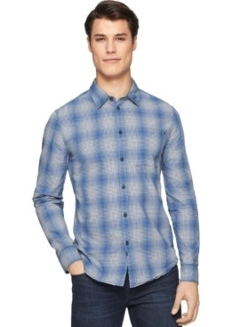 Calvin Klein Calvin Klein Jeans Stream Plaid Shirt