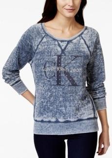 Calvin Klein Jeans Super-Soft Printed Top