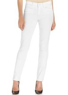 Calvin Klein Jeans Ultimate Skinny Jeans, White Wash