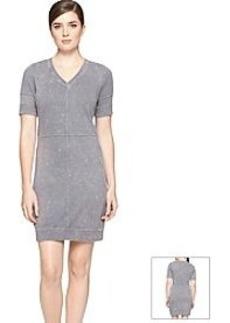 Calvin Klein Jeans® V-Neck Dress