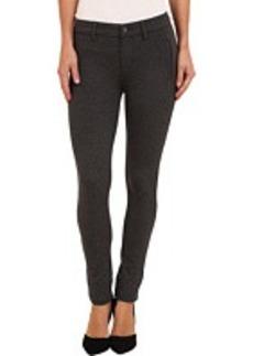 Calvin Klein Jeans Welt Pocket Ponte Pant w/ Back Zip