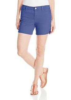 Calvin Klein Jeans Women's Five Pocket Color Short