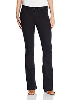 Calvin Klein Jeans Women's Flare, Black, 31