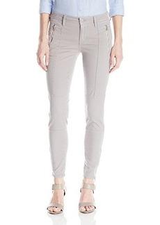 Calvin Klein Jeans Women's Pigment Piece Dyed Cargo Pant, Urban Grey, 30