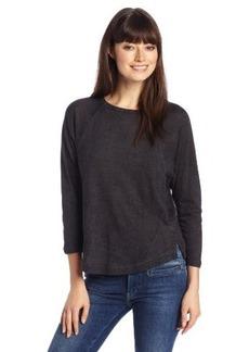 Calvin Klein Jeans Women's Printed Dolman Sleeve Tee