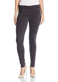 Calvin Klein Jeans Women's Pull On Legging, Charcoal Grey, 32
