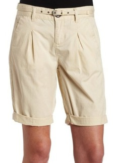 Calvin Klein Jeans Womens Slouchy Chino Short