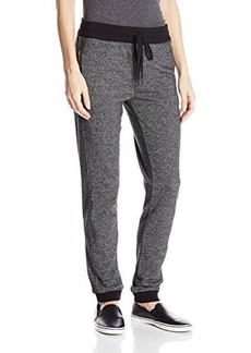 Calvin Klein Jeans Women's Sparkle Terry Sweat Pant