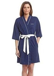 Calvin Klein Jersey Lounge Robes