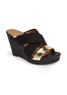 Calvin Klein 'Jileen' Wedge Sandal (Women)