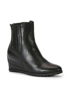 "Calvin Klein ""Judith"" Wedge Booties"