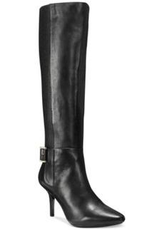 Calvin Klein Julietta Wide-Calf Dress Boots Women's Shoes