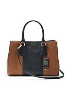 Calvin Klein Kate Two Toned Tote