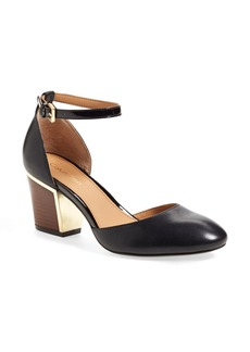 Calvin Klein 'Keller' Ankle Strap Pump (Women)