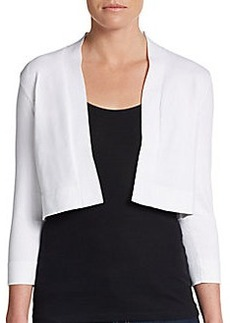 Calvin Klein Knit-Back Shrug