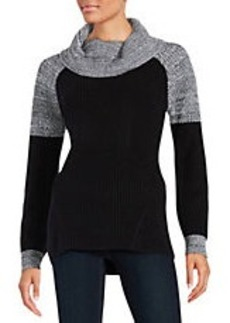 CALVIN KLEIN Knit Cowlneck Sweater