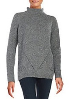 CALVIN KLEIN Knit Mockneck Sweater
