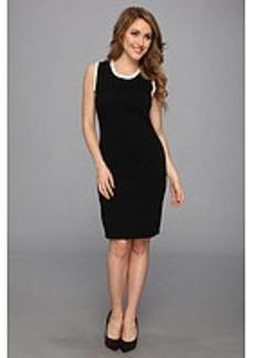 Calvin Klein Knit Sheath Dress CD4W13L8