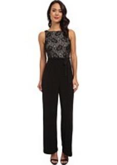 Calvin Klein Lace Top Jumpsuit CD4A1464