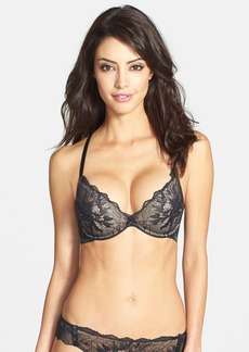 Calvin Klein Lace Underwire Push-Up Bra