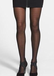 Calvin Klein Lacy Sheer Control Top Pantyhose