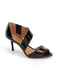Calvin Klein 'Laine' Peep Toe Sandal (Women)
