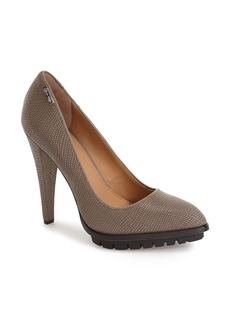 Calvin Klein 'Leilani' Pointy Toe Platform Pump (Women)