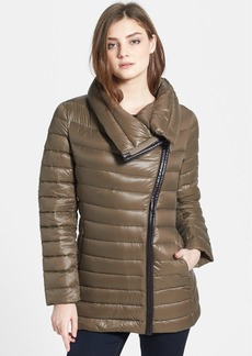 Calvin Klein Lightweight Asymmetric Down Jacket (Online Only)
