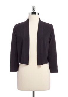 CALVIN KLEIN Long Sleeve Shrug