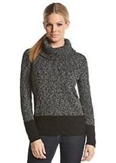 Calvin Klein Marled Turtleneck Sweater