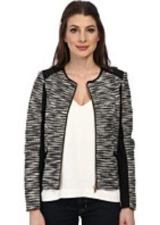 Calvin Klein Melange Slub Jacket
