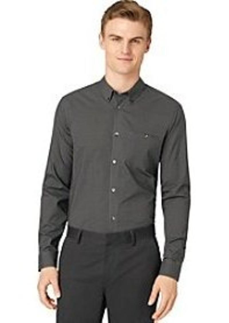 Calvin Klein Calvin Klein Men 39 S Black Long Sleeve Cross