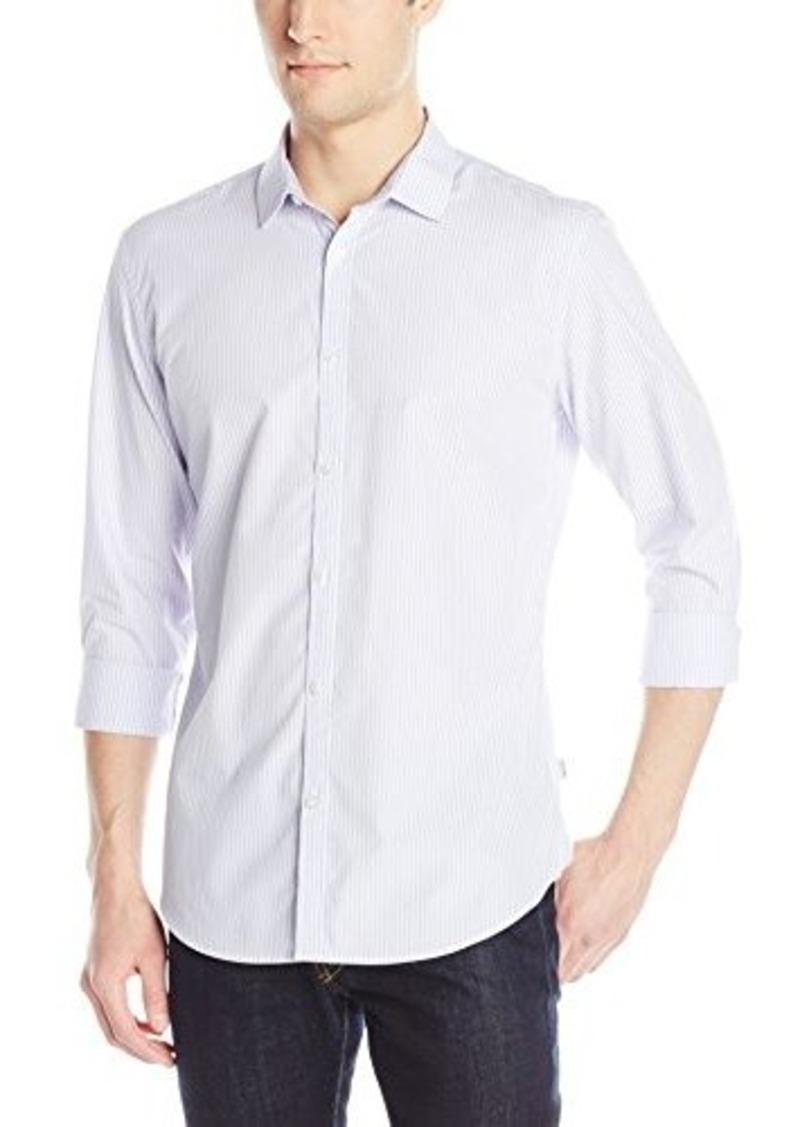 Calvin Klein Calvin Klein Men 39 S Ombre Stripe Long Sleeve