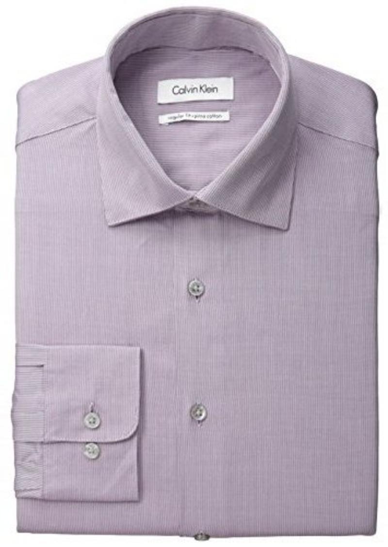 Calvin Klein Calvin Klein Men 39 S Regular Fit Textured Solid