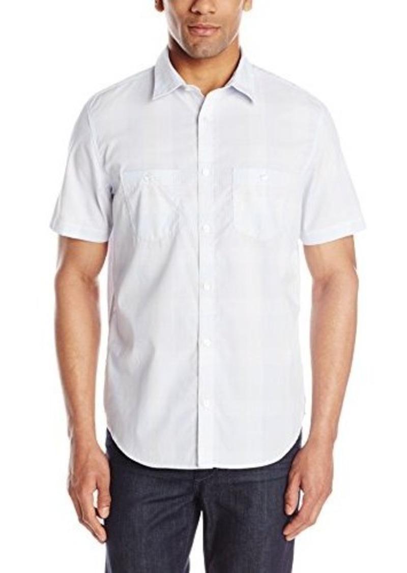 Calvin Klein Calvin Klein Men 39 S Square Multi Check Short