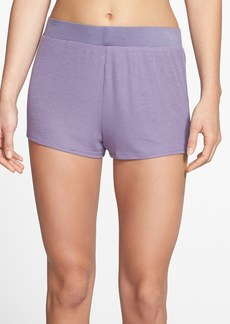 Calvin Klein Modal Blend Pajama Shorts