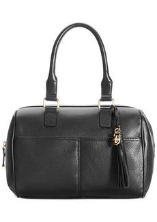 Calvin Klein Modena Leather Satchel