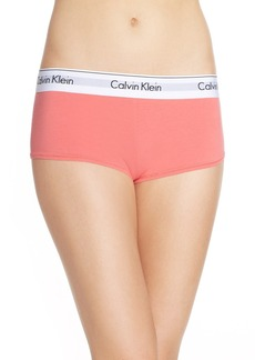 Calvin Klein 'Modern Cotton' Boyshorts