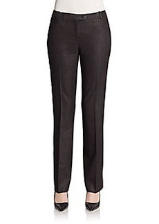 Calvin Klein Modern-Fit Straight-Leg Pants