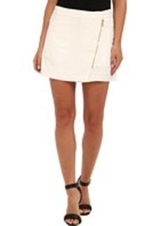 Calvin Klein Moto Shorts w/ Zips