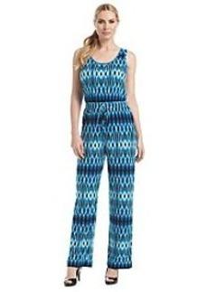 Calvin Klein Multi Geo Print Jumpsuit