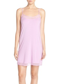 Calvin Klein 'Naked Touch' Scoop Neck Chemise